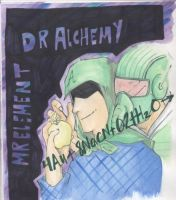 Dr Alchemy and Mr Element by DummyPlug7