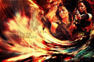 Mockingjay. by YourLittleDhampir