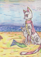 After the Dawn ~(Present for PaintedPeaches)~ by IceLuxray