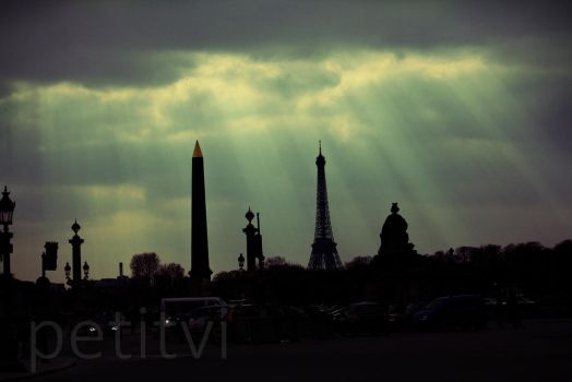 from God to Paris by petit-vi
