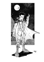 Teen Titans Rebirth - Damian by DenisM79