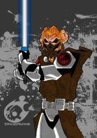 Plo Koon by SpitfirePirate
