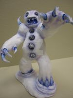 Snow Golem by efxman