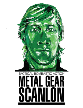 Metal Gear Scanlon: Drew by Zleunamme