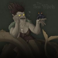 The Sea Witch by mscorley