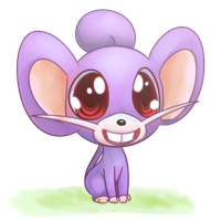 A Wild Rattata Appears by Bukoya