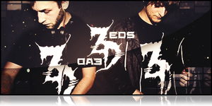 Zeds Dead Signature by Rykouy