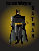 Batman TNBA Vector by cthu