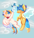 DTA entry2:  Flying fun moment by karsisMF97