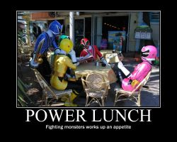 Power Lunch by Mr-Wolfman-Thomas