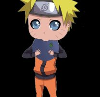 Animated Chibi Naruto Om nom by Chloeeh
