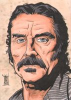 COMMISSION PSC - Al Swearengen by The-Real-NComics