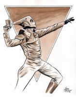 Rocketeer Commission by stevebryant