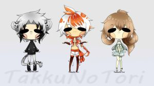 C: Chibi Compound by TakkuNoTori