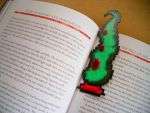 Tentacle Bookmark by SerenaAzureth