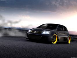 Golf Gti by dilelis