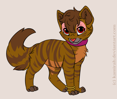 Kitty Me by IllusionEvenstar