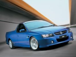 Holden VZ SS Ute by ryanthescooterguy