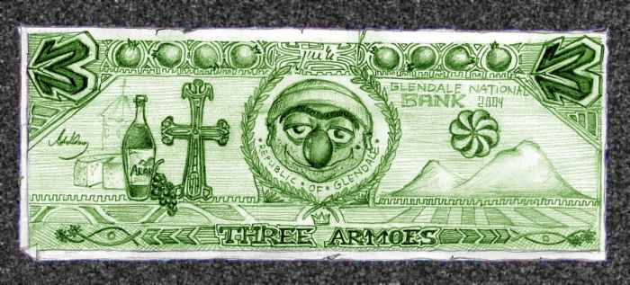 Glendale Dollars by Suffice