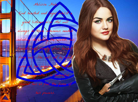 Melissa Hale Personality Profile by misstudorwoman