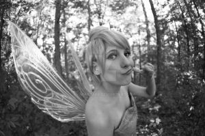 Tinkerbell Midoricon 2013 by AvatarZara
