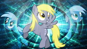 Derpy Hooves Wallpaper by TygerxL
