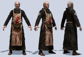 Assassin's creed Garnier by mojette