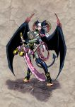 Succubus Knight by weremole