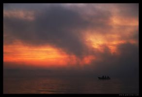 Morning Catch... by yonashek