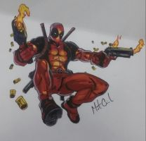 Deadpool by duplicity6