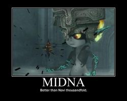 Midna Motivation Poster by FairyRani