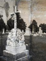 Cemetary Texture 02 by dknucklesstock