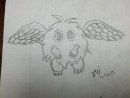 Winged kuriboh by colemacgrath24