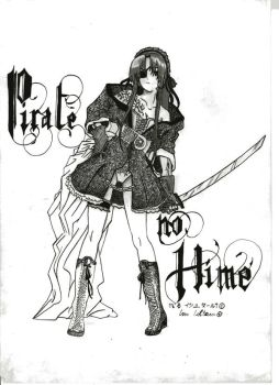 Pirate no hime by toTalYamiFr3