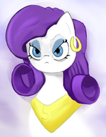 My Rarity by ZeroPonyDement