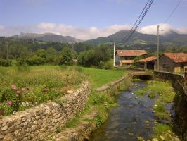 This is Asturias by Dhencod