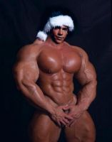 Christmas Muscle - Alternative by n-o-n-a-m-e