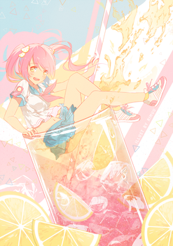 Pink Lemonade by rimuu