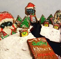 League of Legends Gingerbread Entry by SapphireStar4eva