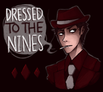 Diamonds Droog: Dressed To The Nine by Mossygator