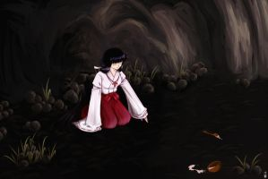 Kikyo - For a Fanfic by LadyLothkiller