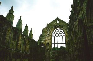 holyrood abbey by saturdayxx