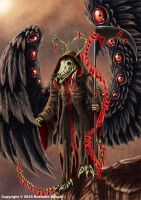 Reaper by TheDragonofDoom