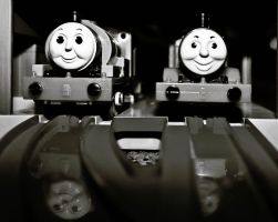 Choo Choo x2 by Liam-diamond
