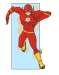The Flash Colored by Glwills1126