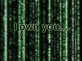 I own you by Outofthisworld