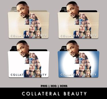 Collateral Beauty (2016) Folder Icon Pack by Bl4CKSL4YER