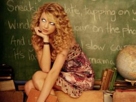 Taylor Swift hypnotized 6 by xavier0904