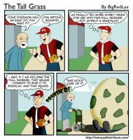 The Tall Grass 9 by BigRedJake