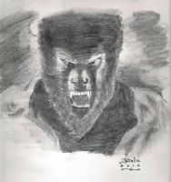 The Wolfman by jmralls2001